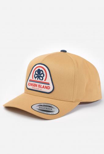 "Trucker Hat ""LABEL CUT"" Sand"