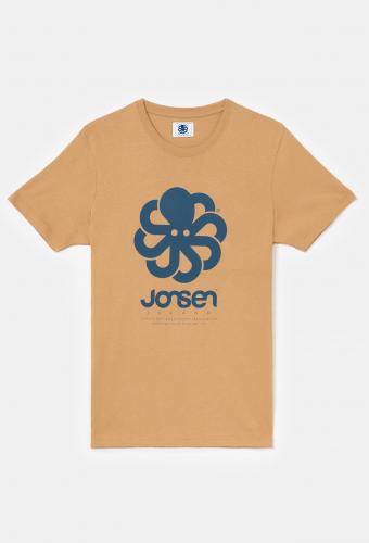 "T-Shirt Classic ""BIG"" Tan"