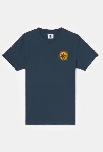 "T-Shirt Classic ""RAINBOW"" Navy"