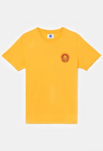 "T-Shirt Classic ""RAINBOW"" Yolk"