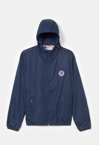 Jacket WINDBREAKER «LOGO» Navy