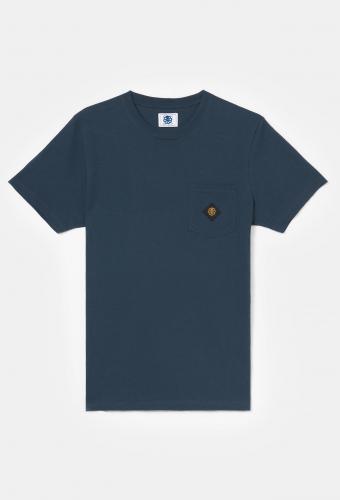"T-Shirt Pocket ""CAPRI"" Navy"