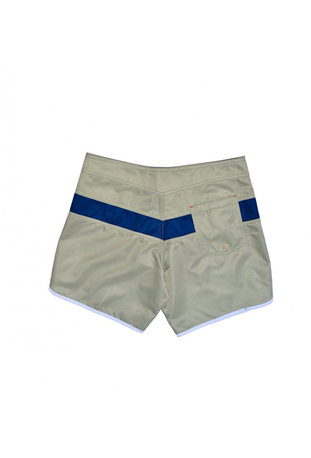 JON ONE STRIPE ALMOND / NAVY